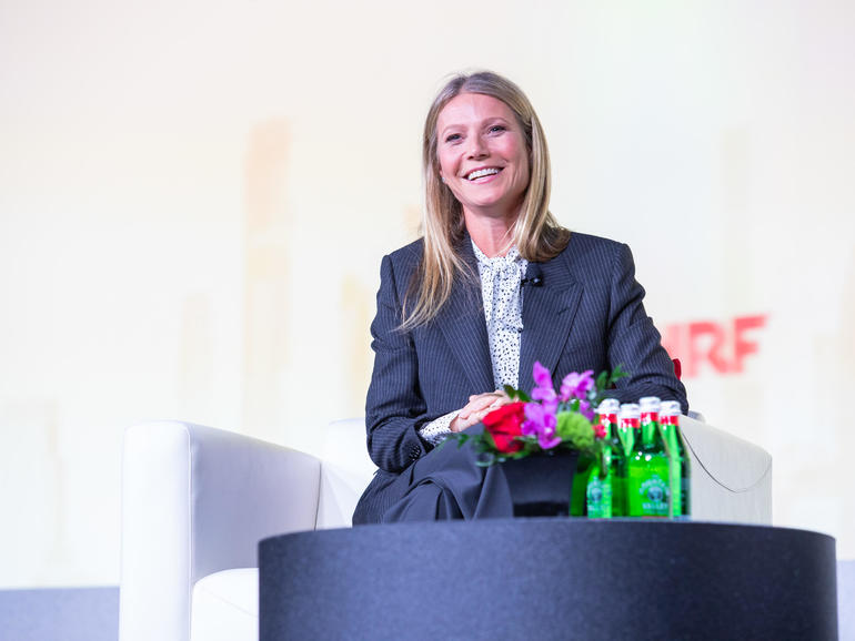 Goop founder Gwyneth Paltrow closes out NRF 2020 talking about the difficulties of scaling a digital business